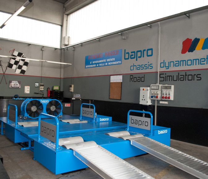 Bapro performace dynamometers